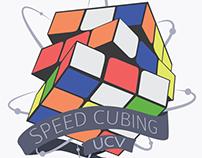 Diseño de Logo para Speedcubing UCV