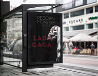 Campaña promocional, nuevo album ficticio de Lady Gaga.