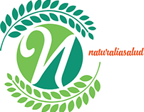 Diseño de logo Naturaliasalud modelo 1