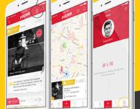 Found Mobile App - Found Magazine