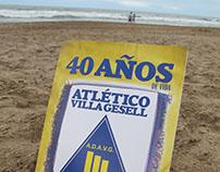 Libro ATLETICO VILLA GESELL