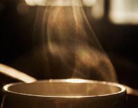 """""""El café huele a cielo recién molido..."""""""