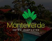 Logo Monteverde Hotel Campestre