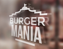 Logo Burgermania