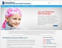 INOVA (Homepage, Newsletter, Mocks)