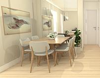 Interiores | Projeto Sala de Jantar Marina Rebello