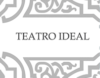 Folleto Teatro Ideal