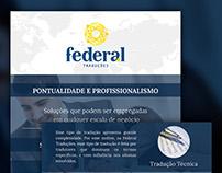 Email e Cartão Federal Traduções