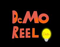 Demo Reel Animação