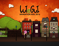 Lutegui / Animation Reel