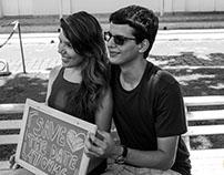 Pré-Wedding: Malone e Camila