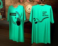 Camisetas Lopez Creative - Modelo Scratching More