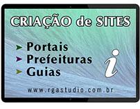 Criação de Sites, Portal, Prefeitura, Guias