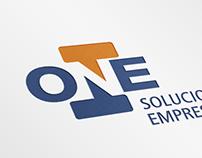 ONE Soluciones Empresariales - Branding corporativo