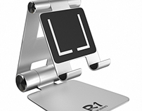 Tablet Stand 3d rendering