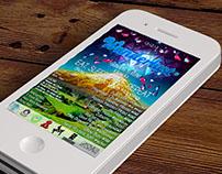 Flyer Evento Música Electrónica