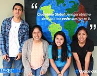 Fotografías y diseños hechos para AIESEC Perú USMP