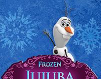 Rótulos Frozen
