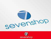 ID Visual da Sevenshop