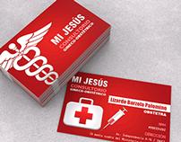 Tarjeta de negocios / Busines card