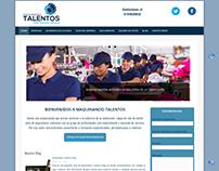 Maquinando Talentos - Asesoría ind. de la confección