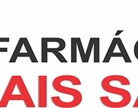 Projeto de logo Farmacia