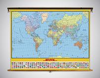 DHL - Cartógrafo