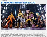 Redacción y QA: Disney Infinity/translation