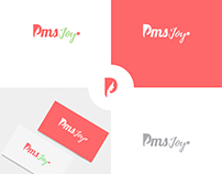 PmsJoy Logo Design