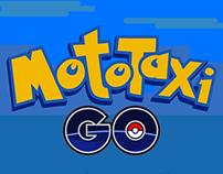 MotoTaxi GO - Arte para publicação em redes sociais