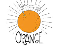 Orange Logo- productora audiovisual