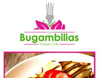 Menú restaurant Las Bugambilias