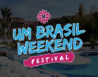 Evento: Um Brasil Weekend Festival
