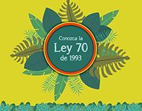 C.R.P.C. - LEY 70 DE  1993