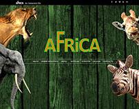 Africa Restaurant [WIP]