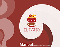 El Patio. Manual de Marca