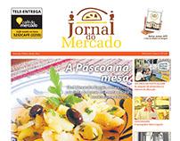 DIAGRAMAÇÃO | Jornal do Mercado (Abril/2017)