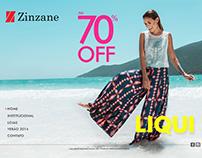 Site - Zinzane - 2013