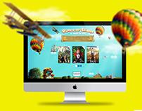 Hotsite Dia da Crianças - Ingresso.com