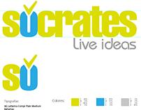 Propuesta de logo para Socrates Live Ideas