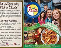 Pollo Fiesta Recetario Ref. Parrilla
