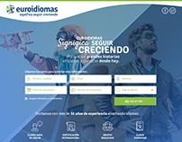 Landing Euroidiomas