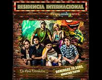 Residencia Internacional | Escenografía teatral