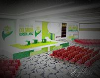 Evento Universidad el Rosario / El Tiempo