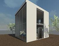 Exemplo de Projeto Arquitetônico Simples