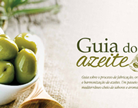 Graphic identity - Olive oil guide