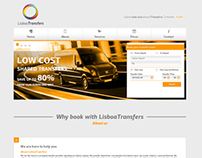 Lisboa Transfers - website development