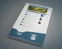 Criação de template para site