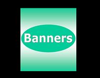 Banners, Botões, Thumbnails