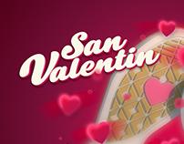Promoción San Valentín | Charly